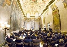 Prem Rawat Maharaji en Italian Senate
