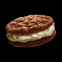 Un biscotto