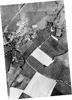 Aerial photo of Upton