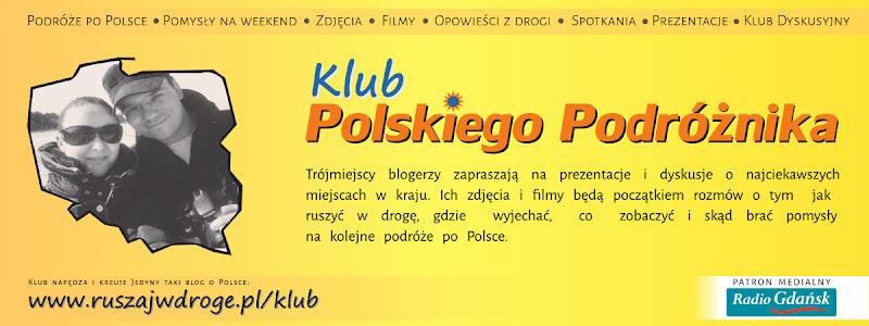 Klub Polskiego Podróżnika Ruszaj w Drogę!