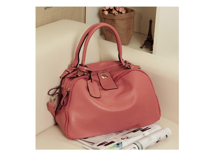 Korea New Ladies Shoulder Handle Tote Bag Hobo Purse z9