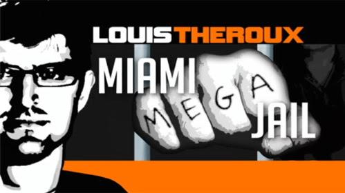 Louis Theroux Megawiêzienie w Miami  / Louis Theroux: Miami Mega-Jail (2011) PL.TVRip.XviD / Lektor PL