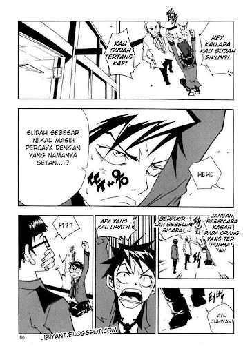Komik blast 10 page