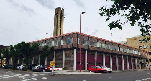 Bomberos, Av. del Ing. Sáenz de Miera, 6, 24009 León, España, Estación de bomberos   Castilla y León