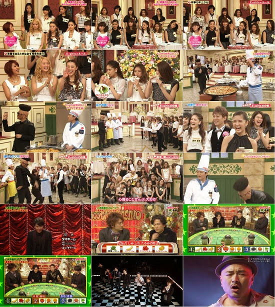 (TV-Variety)(720p) SMAPxSMAP 140224 (Download)