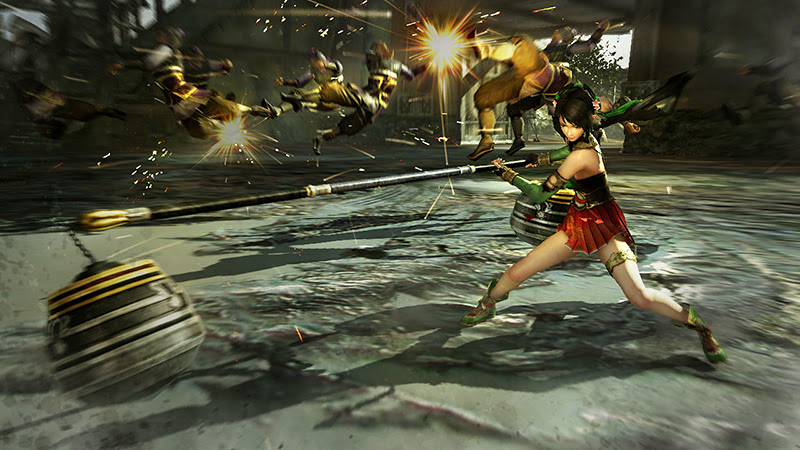 Mãn nhãn với loạt ảnh đẹp về Dynasty Warriors 8 - Ảnh 29