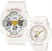 Casio Baby G Couple G Shock : LOV-12A