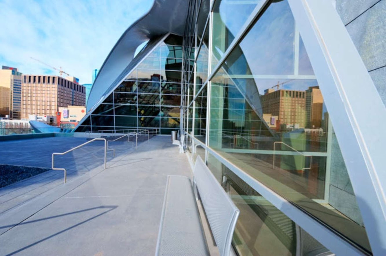 Art Gallery of Alberta by Randall Stout Architects