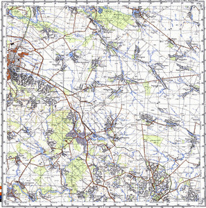 Map 100k--m35-106--(1983)