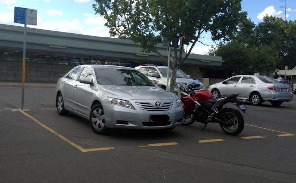 dickson parking