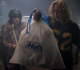 """The Thing"" Go Back To Your Planet Hefty Bags Commercial"