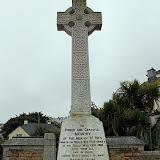War Veterans Memorial - St. Ives, United Kingdom