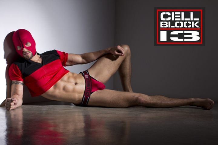 Fetish Meets Fashion in CELLBLOCK 13