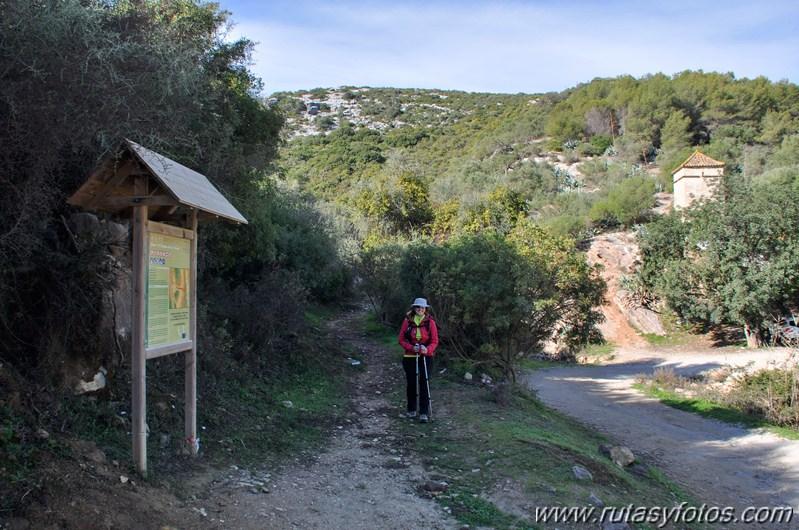 Baños Romanos De Manilva: : Torcal y Canuto de la Utrera – Baños de la Hedionda – Rio Manilva