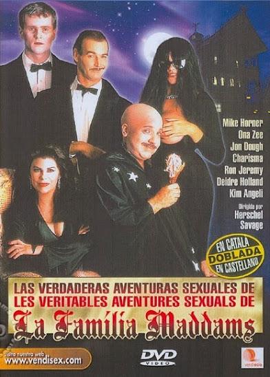 Ver La familia Maddams (1991) Gratis Online