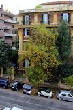 The Neighborhood Surrounding Our Hotel - Rome, Italy