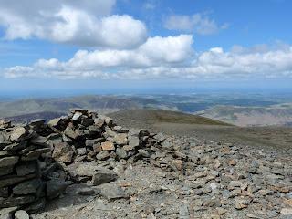 Grasmoor summit shelter