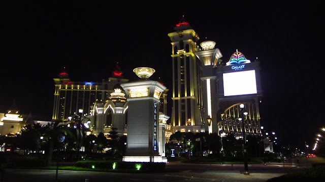 The Cotai Strip.