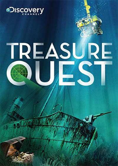 Zatopione skarby / Treasure Quest (2012)  PL.DVBRip.XviD / Lektor PL