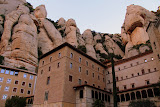 Nestled Into The Mountain - Montserrat, Spain