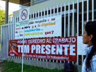 La CUT apoya a los trabajadores sindicalizados del Instituto Colombiano del Petroleo, afiliados a la USO