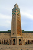 A Moment of Calm at The Hassan II Mosque - Casablanca, Morocco