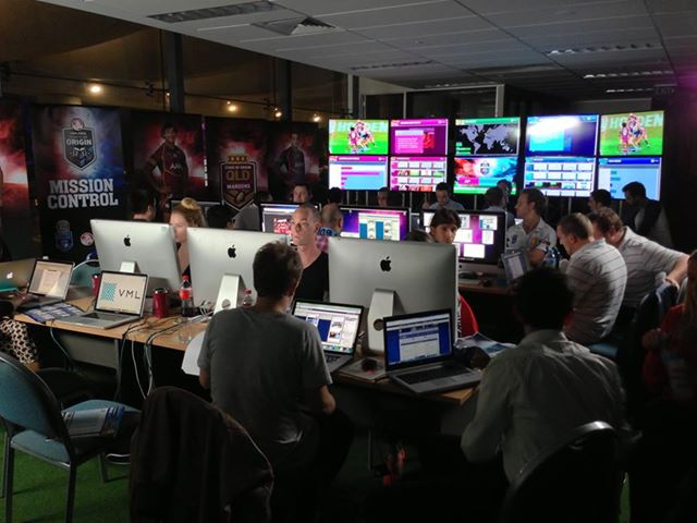 "The Ultimate Social Media ""Mission Control"" Media Center"