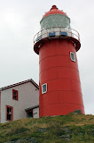 A Lighthouse All To Ourselves -- Ferryland, Newfoundland, Canada
