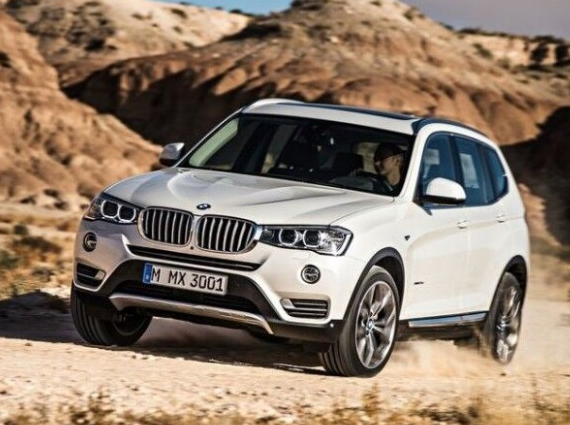 2017 BMW X3 Redesign Release Date Car Review Specs