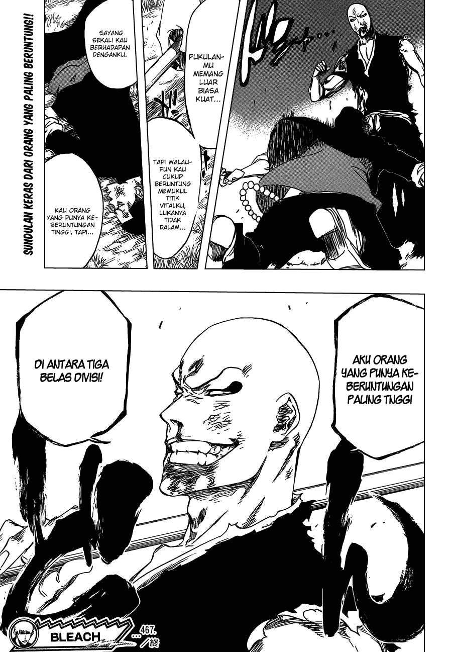 Baca Manga, Baca Komik, Bleach Chapter 467, Bleach 467 Bahasa Indonesia, Bleach 467 Online