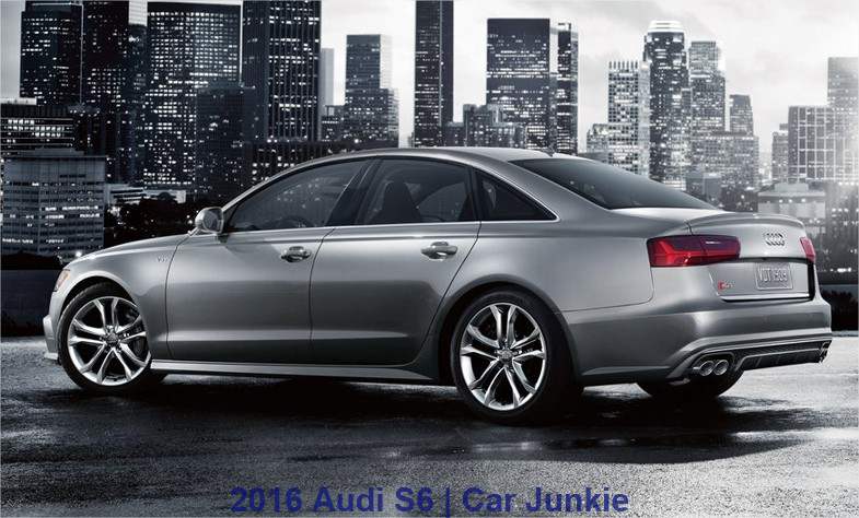 2016 Audi S6 Performance Sedan Review | Interior Changes