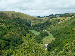 View from Monsal Head