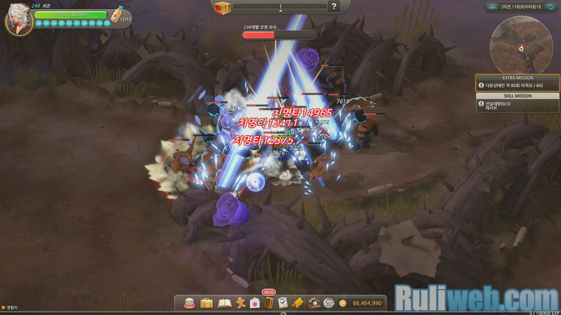 Soi Hero War Z phiên bản Closed Beta 1 tại Hàn Quốc