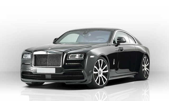 2017 Rolls-Royce Wraith Coupe Car Review Specs