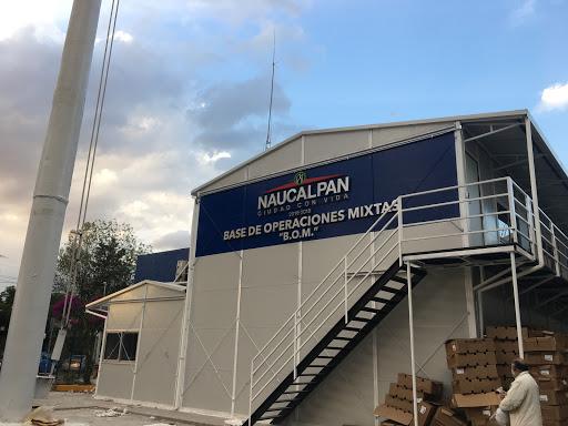 Transito Naucalpan, Camino a San Mateo Nopala, Sta Cruz Acatlan, 53150 Naucalpan de Juárez, Méx., México, Comisaría de policía | EDOMEX