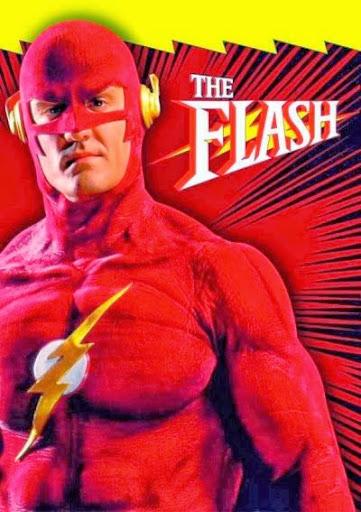 The Flash – O filme – DVDRip AVI Dublado