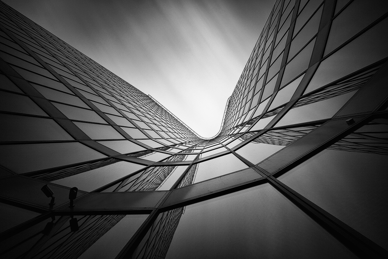 Black and White Architecture by Martin Rak