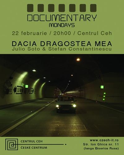 Moja piêkna dacia / My Beautiful Dacia (2009) PL.TVRip.XviD / Lektor PL