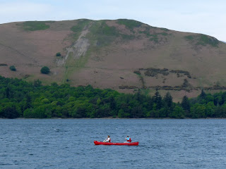 Canoe (or Kayak) on Derwentwater