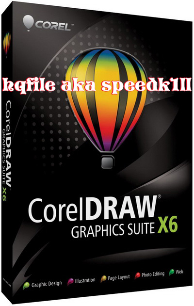 CorelDRAW Graphics Suite X6 16.0.0.707 32bit & 64 bit Incl Keymaker-CORE