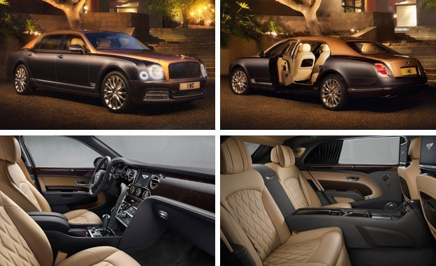 2017 Bentley Mulsanne: Now Even More Mega Release Date and Price Car Review Specs