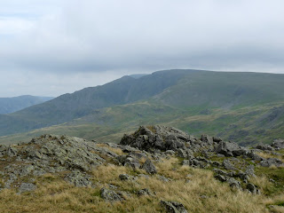 View to Steeple from Little Gowder Crag