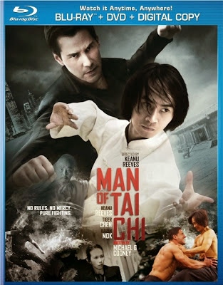 Filme Poster O Homem do Tai Chi BDRip XviD Dual Audio & RMVB Dublado