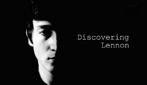 Odkryæ Lennona / Discovering Lennon (2010) PL.TVRip.XviD / Lektor PL
