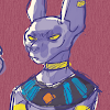God of Destruction Beerus 破壊神ビルス