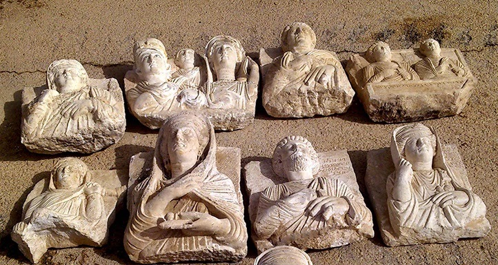 Near East: Antiquities market on alert for looted Syrian spoils