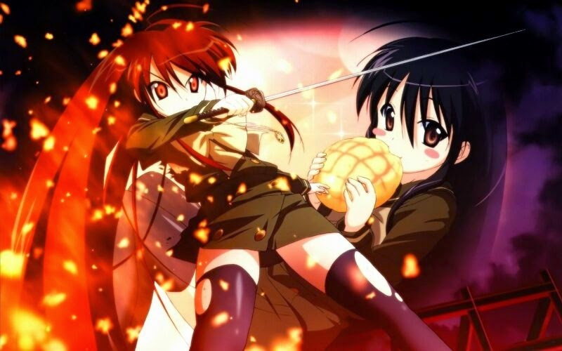 Shakugan no Shana Third | Shakugan no Shana 3 | Shakugan no Shana Final