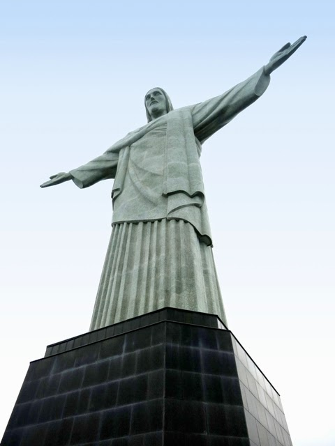 Christ the Redeemer of Brazil