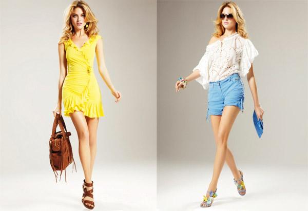 Модная Летняя Одежда