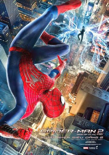 Người Nhện Siêu Đẳng 2: Sự Trỗi Dậy Của Người Điện - The Amazing Spider Man 2: Rise Of Electro